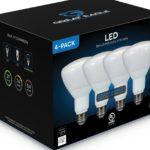 BR30 LED VS CFL